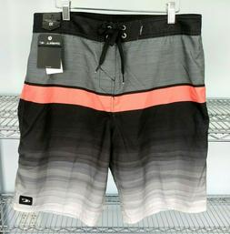 NEW! O'Neill Rip Tide Board Shorts - Men's Sizes 32/36, Blac