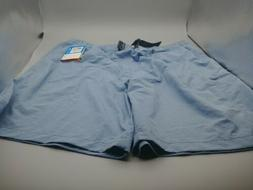 NEW! Columbia RUNNING RAPIDS Mesh Lining Swim Trunks Board S