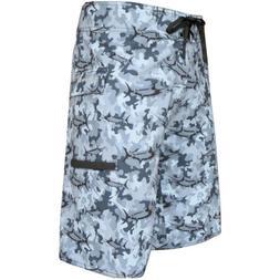 NEW w/ Tags Men's Tormenter Premium Board Shorts Gray Marlin