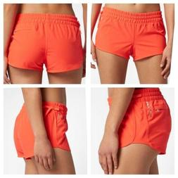NWOT Hurley Women Phantom Beachrider Shorts M Boardshorts Or