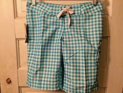 NWT$38 ~ Kanu Surf ~ Size 0~ Women's Board Shorts ~ Misses L