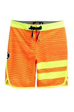 NWT $55 Boys Hurley Block Party Phantom Board Shorts, Surf S