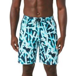 NWT $58 Men's NIKE REPEL Mesh Lined Board Shorts Swim Trunks