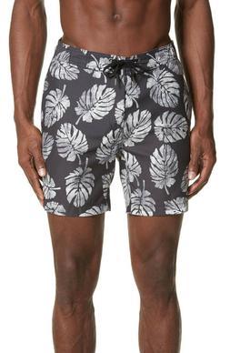 nwt alek 7 inch adjust board shorts