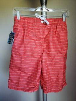 NWT Kanu Surf boys Board Shorts With Drawstring & Pockets  S
