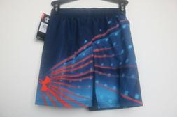 NWT Under Armour Boys Swim Trunks Shorts Boardshorts 2T 4T 5