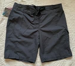 nwt cargo marina board shorts slate grey