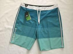 NWT Quiksilver Highline Massive Board Shorts Size 36
