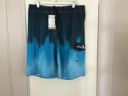 nwt men s black and aqua board