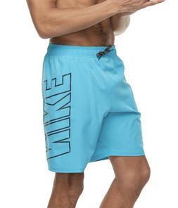 NWT Men's Nike Logo Volley Swim Trunks - Retails $62 - S, M