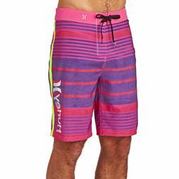 "NWT Hurley Men's Phantom Hightide 22"" Boardshorts Size 44"