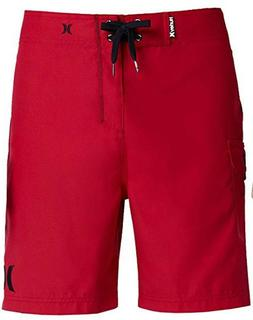 NWT Hurley Mens One and Only 19 BoardShorts Size 38 MBS00036