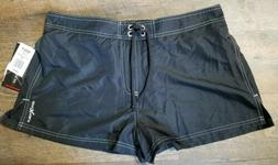 NWT! New! Zero Xposur Women's Woven Swim Boardshorts Size