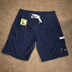 NWT'S Maui Rippers Hawaii Lifeguard Board Shorts Swim Trunks