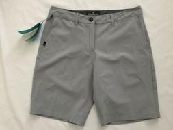 "NWT Quiksilver Union Heather 20"" Amphibian Board Shorts Gr"