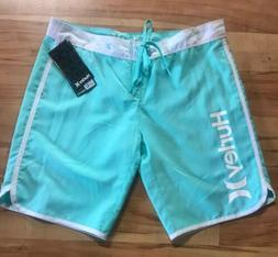 NWT Hurley Womens Beach Rider Board Shorts SZ 11 $35