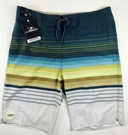 O'Neill Cruzers Mens Swim Boardshorts Size 30