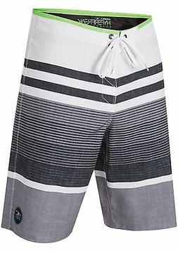 O'Neill Heist Boardshorts - Men's - Black / White size 32 or