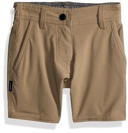 O'Neill Little Boys Stockton Hybrid Boardshort, Khaki, 3T