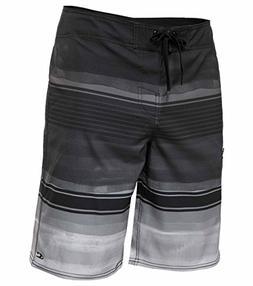 O'Neill Men's Brisbane Lennox Board Shorts - Brisbane Black,