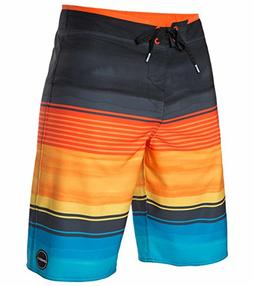 O'Neill Men's Expression Boardshort, Expression Multi, 28