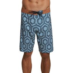 O'Neill Men's Hyperfreak Quick Dry Stretch with Back Pocket