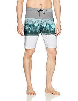 O'Neill Men's Hyperfreak Quick Dry Stretch Boardshort, Light