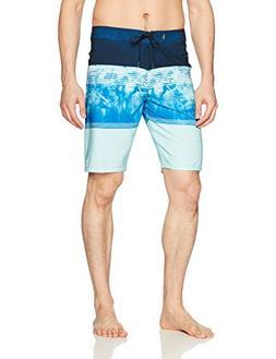 O'Neill Men's Hyperfreak Quick Dry Stretch Boardshort, Blue,