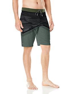 O'Neill Men's Hyperfreak Quick Dry Stretch Boardshort , Camo