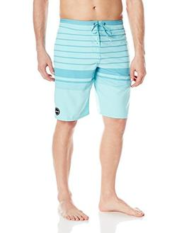 O'Neill Men's Hyperfreak Vista 24-7 Boardshort, Turquoise, 3