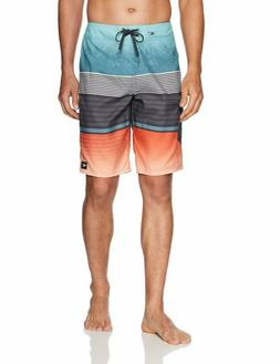 O'Neill Men's Lennox Boardshort, deep Teal, 34