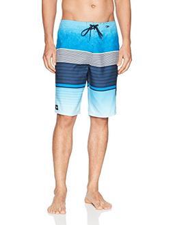 O'Neill Men's Lennox Quick Dry Boardshort, Blue, 38