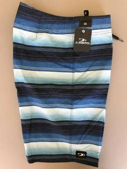 O'Neill Men's Boardshorts Size 34 Hyperdry Surf Lightwei