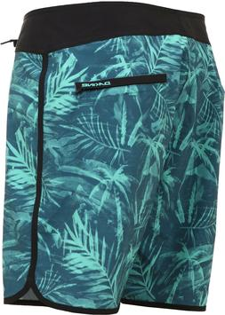 "Dakine Palm Reader 18"" Boardshorts - Men's - 38, Aqua New Wi"