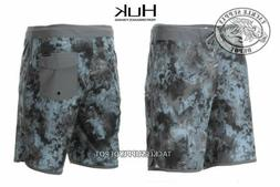 "HUK Performance Fishing Classic 20"" Glacier Board Shorts - H"
