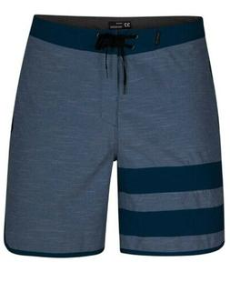 "Hurley Phantom Block Party 18""  Swim Shorts Stretch Boardsho"