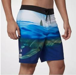 Hurley Phantom Clark Little Shark Boardshorts Artist Series