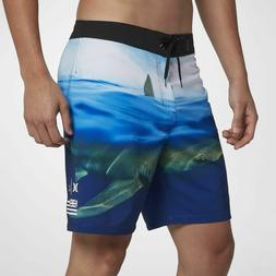 "HURLEY Phantom Clark Week 18"" Boardshorts AO9240 406 - Sz 32"