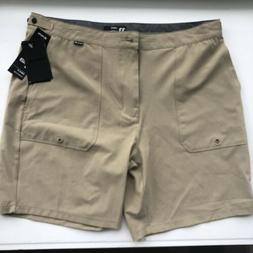 Hurley Phantom Coastline Khaki Hybrid Shorts Boardshorts Bea