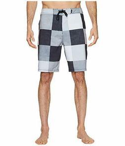 "Hurley Phantom Kingsroad 20"" Boardshorts  Men's size 38 Blac"