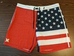 Hurley Phantom Men's Board Shorts - 18 inch Length - America