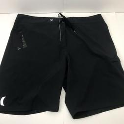 Hurley Phantom One and Only Stretch Board Shorts Black 89079