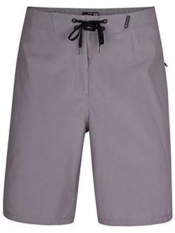 Hurley Phantom One Only 20 Boardshorts 32 inch Cool Grey