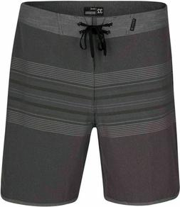 "Hurley Phantom Yesterday 18"" Boardshorts Men's Size 34 AH025"