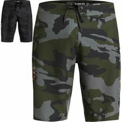 Fox Racing Overhead Camo Stretch 21 Inch Mens Shorts Motocro