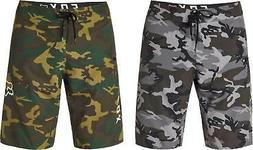 Fox Racing Overhead Camo Stretch Board Shorts - Mens Bathing