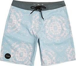 RVCA Men's RIOT Trunk, Cosmos, 34