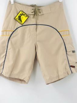 Maui Rippers NWT Men's Cargo Pocket Board Shorts Size 28