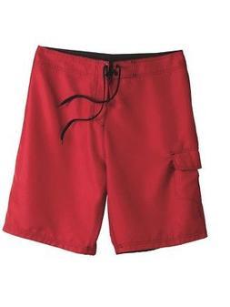 Burnside - Solid Board Shorts - 9301