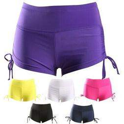 Women's Swim Pants Briefs Boardshorts Swimwear Shorts Bikini